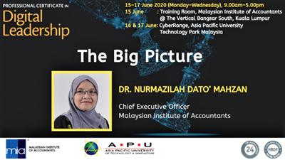 Professional Certificate In Digital Leadership Pcdl Ticket2u