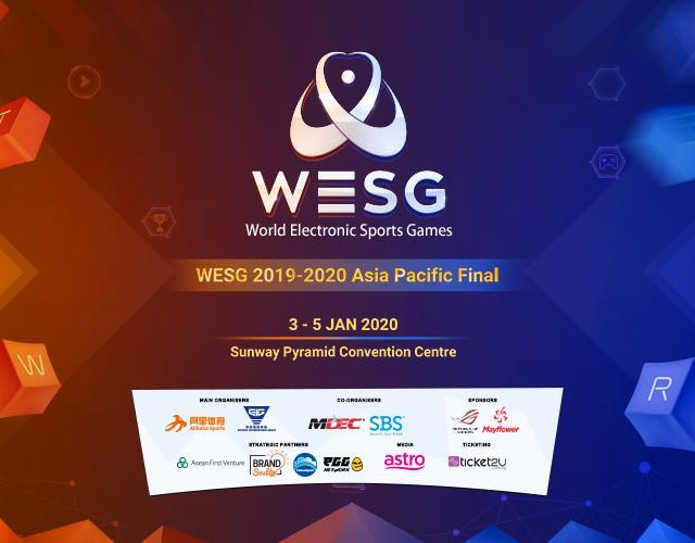 WESG 2019-2020 Asia Pacific Final