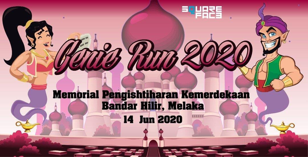 Genie Run 2020 ( Melaka )