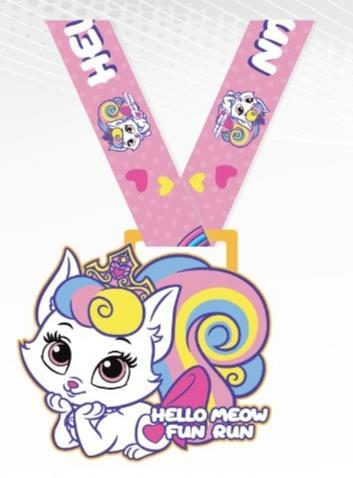 Hello Meow Virtual Fun Run 2020