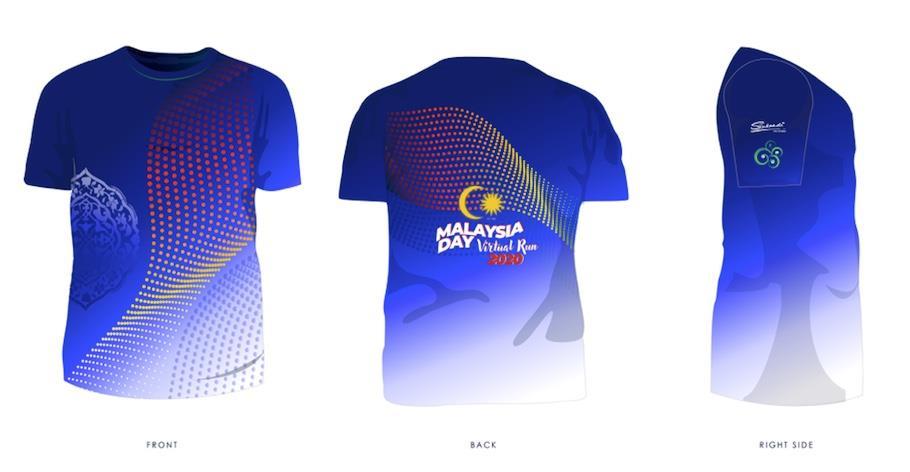 Srikandi Malaysia Day Virtual Run 2020