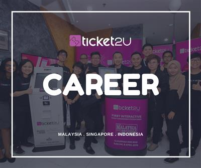 Submit your resume to Ticket2U