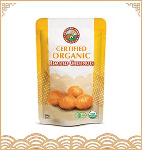 Country Farm Organics Certified Organic Roasted Chestnut